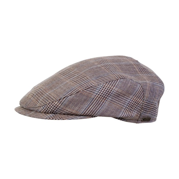 House of Amanda Christensen - Wigéns - Ivy Slim Cap | Kasket Light Brown