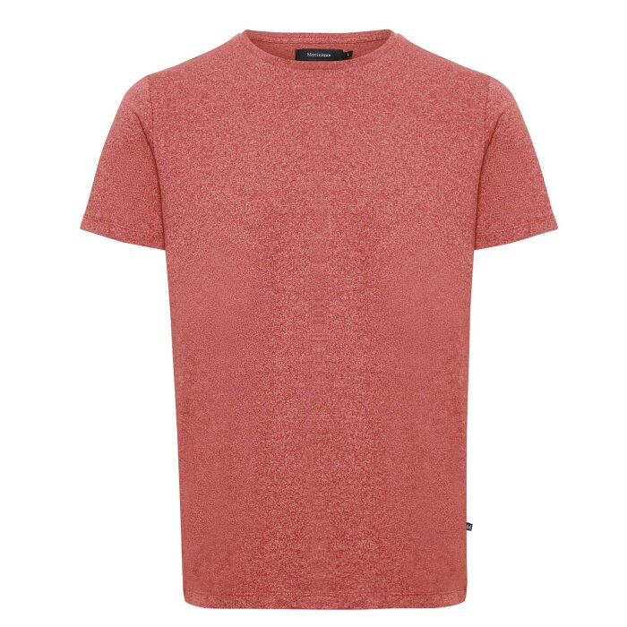 Matinique - Matinique - Jermane   T-shirt Red Ochre