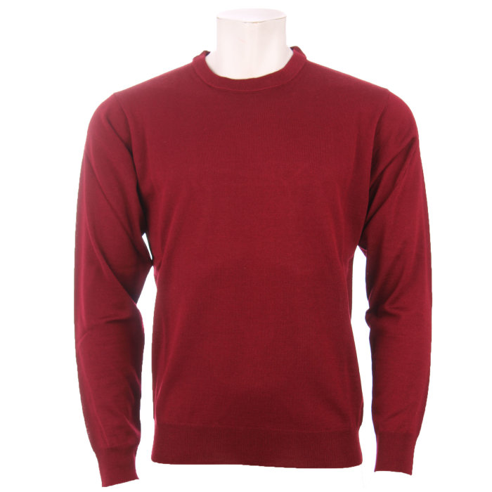 Cosby - Cosby - O-hals Pullover | Strik Berry