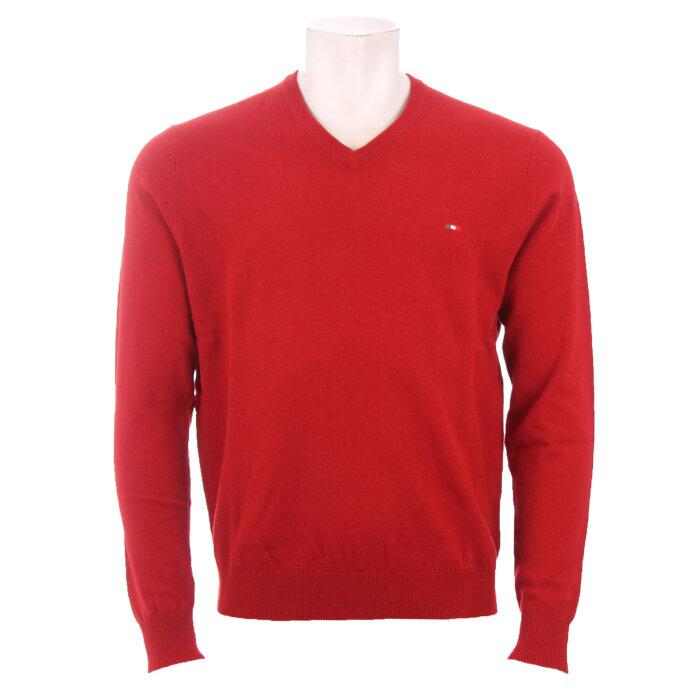 Cosby - Cosby - V-hals Pullover | Strik Wine