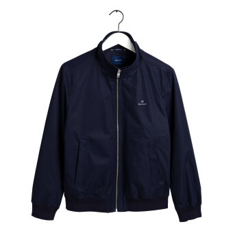 Gant - Gant - Hampshire Jacket | Vindjakke Evening Blue