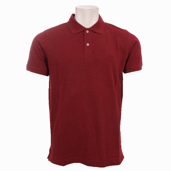 Signal - Signal - Nicky SP20 | Polo T-shirt Barbados Cherry
