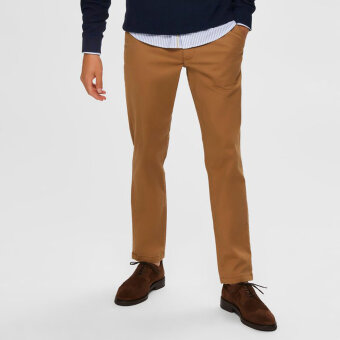 Selected - Selected - Miles Flex | Chino Ermine