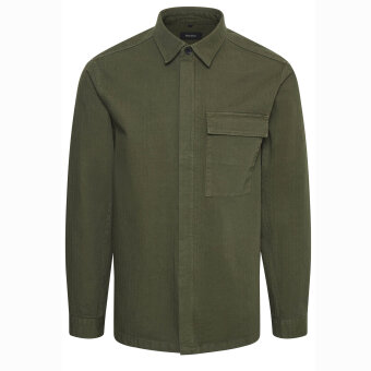 Matinique - Matinique - Yojo | Overshirt Ivy Green