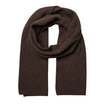 Selected - Selected - Cray scarf | Halstørklæde Coffee Bean