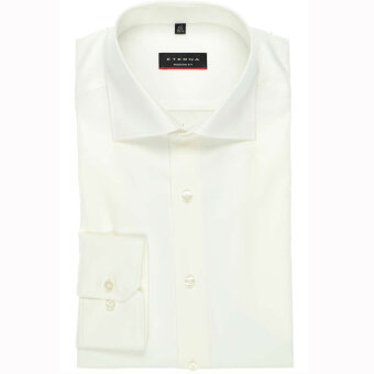 Eterna - Eterna - Cover Shirt M | Modern Fit Beige