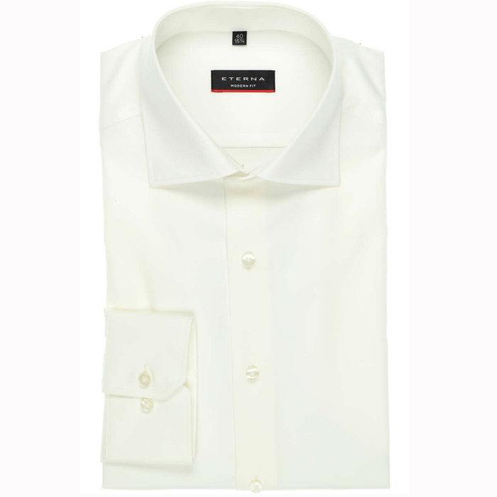 Eterna - Eterna - Cover Shirt M | Modern Fit Beige