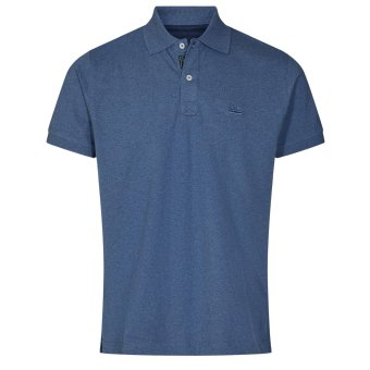 Signal - Signal - Nicky BCI | Polo T-shirt Dusty lt Blue Melange
