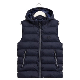 Gant - Gant - Active Cloud | Vest Evening Blue