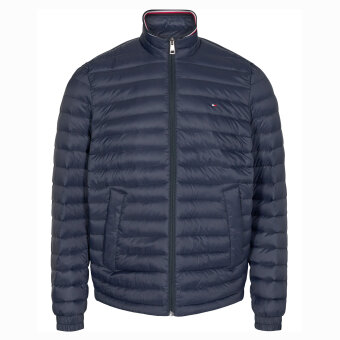 Tommy Hilfiger  - Tommy Hilfiger - Core Packable Down | Vindjakke Sky Captain