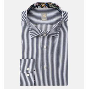 Jacques Britt - Jacques Britt - 735330 | Custom fit Skjorte 19 Blå