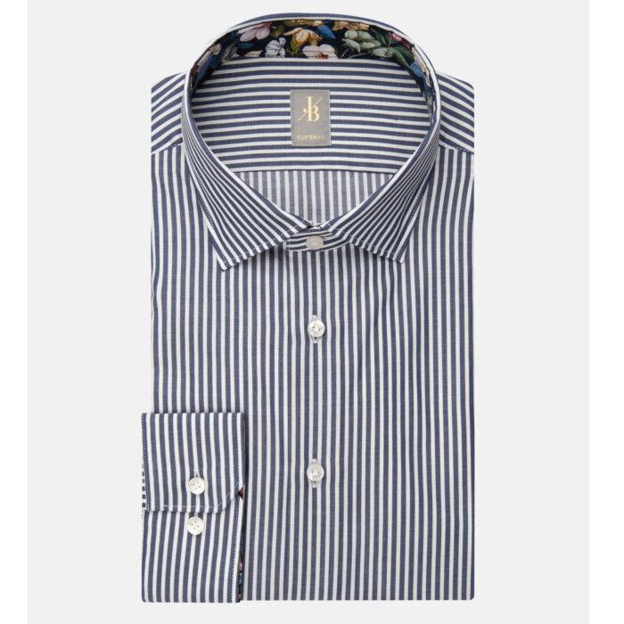 Jacques Britt - Jacques Britt - 735330   Custom fit Skjorte 19 Blå