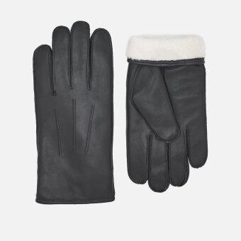 Randers Handskefabrik - Randers handsker - 402292 | Skindhandske Sort