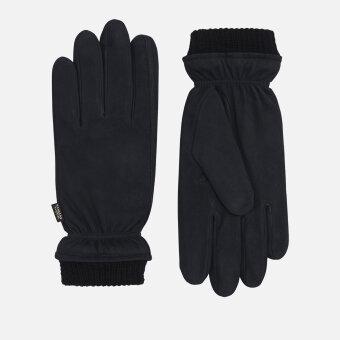 Randers Handskefabrik - Randers handsker - 400342 | Skindhandske Nubuck Marine