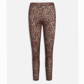 Sisters Point ( Dame ) - Sisters Point - LOW-LEG4 | Leggings Black Rust Leo