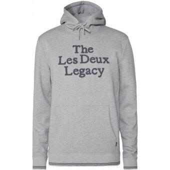 LES DEUX - Les deux - Legacy hoodie | Hættetrøje Light Grey