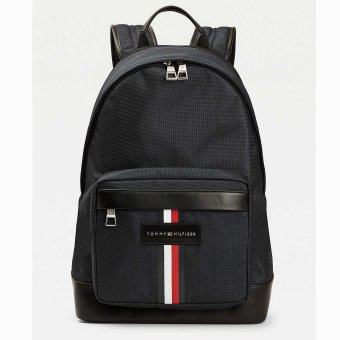 Tommy Hilfiger  - Tommy Hilfiger - Uptown Recycled Polyester Bagpack | Rygsæk