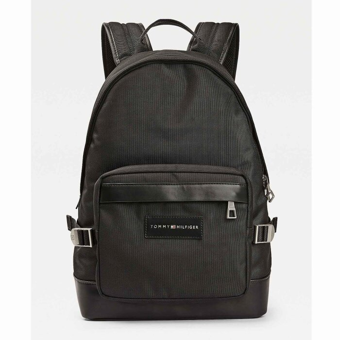 Tommy Hilfiger  - Tommy Hilfiger - Uptown Recycled polyester Backpack | Rygsæk
