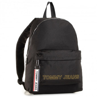 Tommy Hilfiger  - Tommy Hilfiger - Tommy Jeans Backpack | Rygsæk Sort