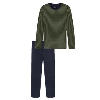 Schiesser - Schiesser - Pyjamas Jersey | 608 Grøn