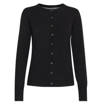 Pulz Jeans ( Dame )  - PULZ - PZSARA LS | Cardigan Black