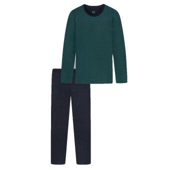 Schiesser - Schiesser - Pyjamas Jersey | 702 Grøn
