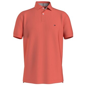 Tommy Hilfiger  - Tommy Hilfiger - 1985 regular polo | Polo T-shirt Summer Sunset