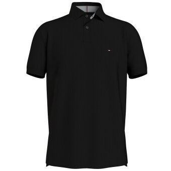Tommy Hilfiger  - Tommy Hilfiger - 1985 regular polo | Polo T-shirt Black