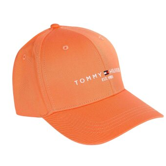 Tommy Hilfiger  - Tommy Hilfiger - Stablished cap | Kasket Summer Sunset