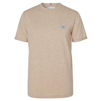 LES DEUX - Les Deux - Piece tee | T-shirt Brown