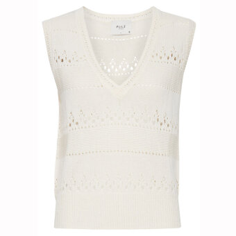 Pulz Jeans ( Dame )  - PULZ - PZTHERESE | Vest Buttercream
