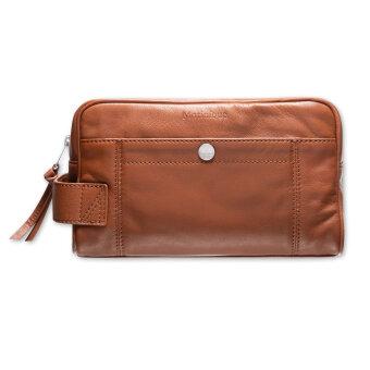 Matinique - Matinique - Washbag leather | Toilettaske