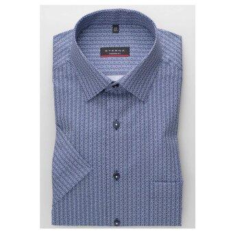 Eterna - Eterna - 3871 M C | K/Æ Modern Fit Skjorte 19 Marineblå