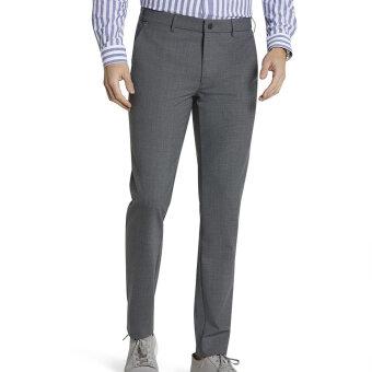 Meyer - Meyer - M5 wool pants | Uld Chino 6166 06 Grå