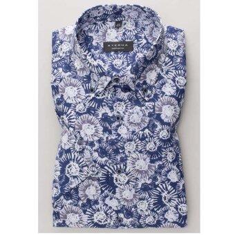 Eterna - Eterna - 3458 C | K/Æ Comfort Fit Skjorte 18 Blå