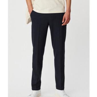 LES DEUX - LES DEUX - Como regular suit pants | Buks Dark Navy