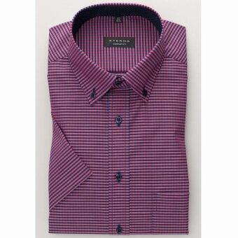Eterna - Eterna - 8913 C | K/Æ Comfort Fit Skjorte 58 Rød