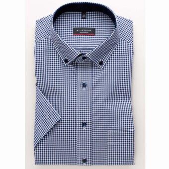 Eterna - Eterna - 8913 M | K/Æ Modern Fit Skjorte 16 Blå