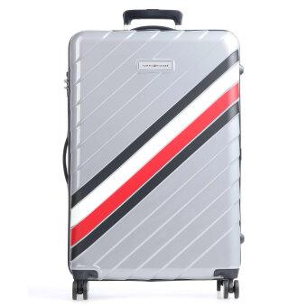 Tommy Hilfiger  - Tommy Hilfiger - Corporate case 28 | Kuffert Silver