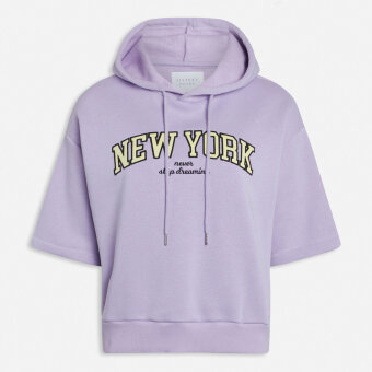 Sisters Point ( Dame ) - SISTERS POINT - PEVA-SS1 | SWEAYSHIRT 800 LAVENDER