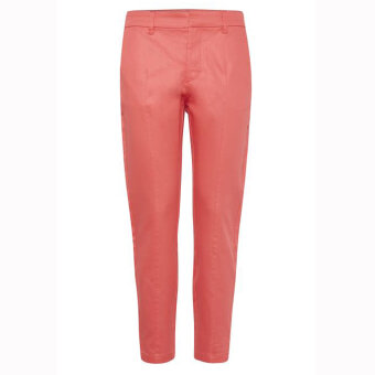 Pulz Jeans ( Dame )  - PULZ - CLARA PANTS | BUKSER BLOOD ORANGE