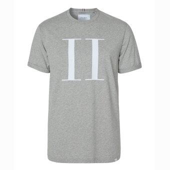 LES DEUX - Les deux - Encore | T-shirt L Grey Melange