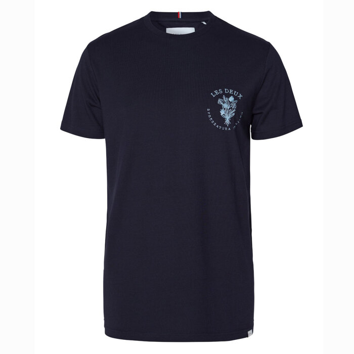 LES DEUX - Les Deux - Sprezzatura  | T-shirt Navy