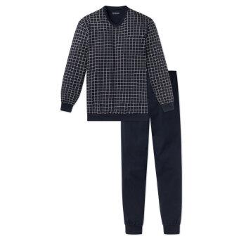 Schiesser - Schiesser - Jersey Pyjamas | Navy