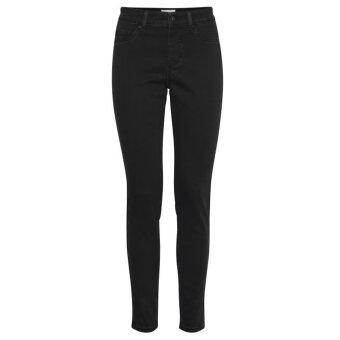Pulz Jeans ( Dame )  - PULZ - PZEMMA | JEANS SKINNY LEG BLACK BEAUTY