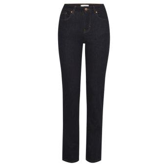 Pulz Jeans ( Dame )  - PULZ - PZEMMA | Jeans Straight Leg Raw Blue Denim