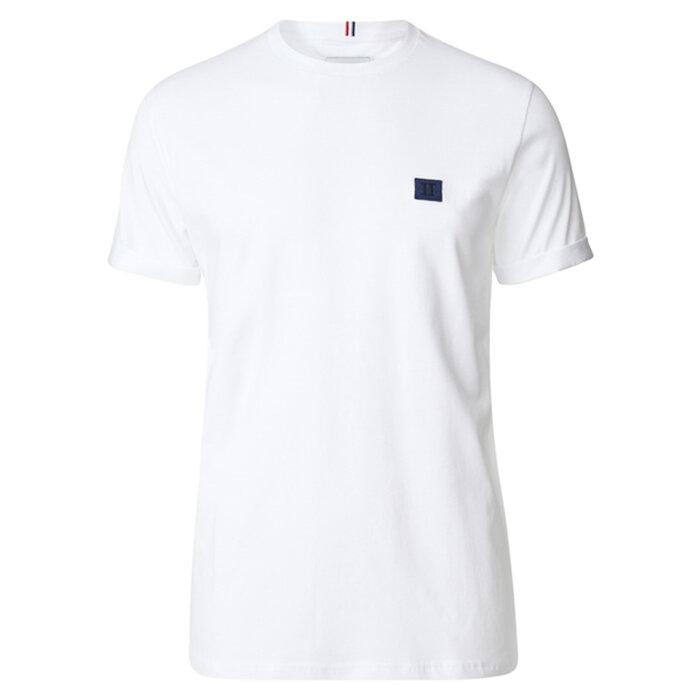 LES DEUX - Les Deux - Piece tee | T-shirt Hvid