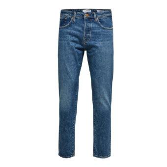 Selected - Selected - Toby slim   Jeans Denim