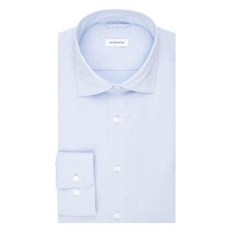 Seidensticker  - Seidensticker - 650400 Perfomance shirt   Slim fit Skjorte 11 Lyseblå