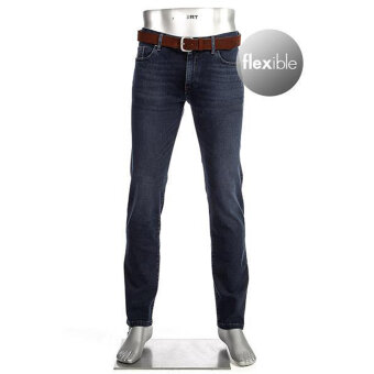 Alberto - Alberto - Pipe T400 | Jeans 1486 895 Navy